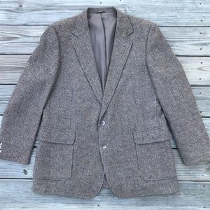 Haggar Men Blazer Sport Coat Jacket Imperial by Ha